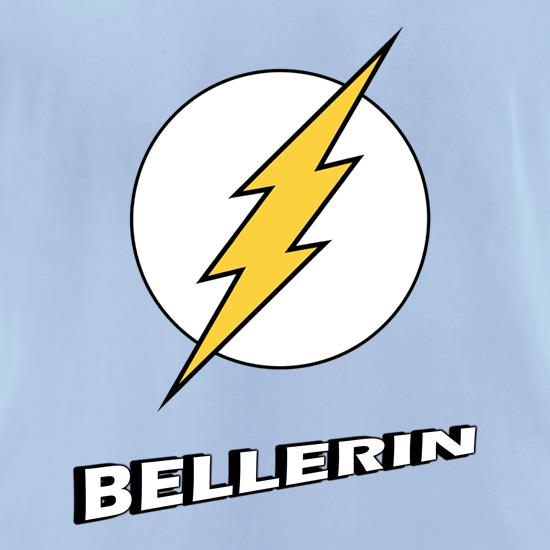 Bellerin t-shirts for ladies