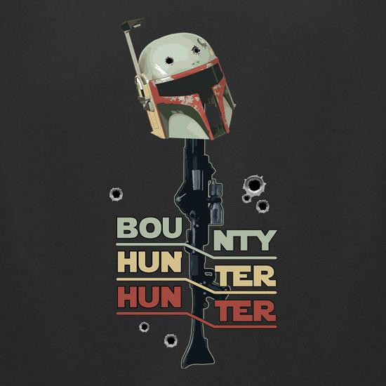Bounty Hunter Hunters t-shirts for ladies