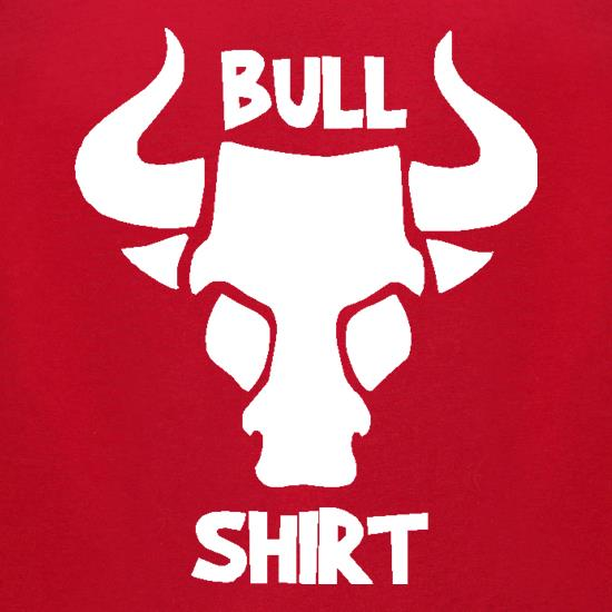 Bull Shirt t-shirts for ladies