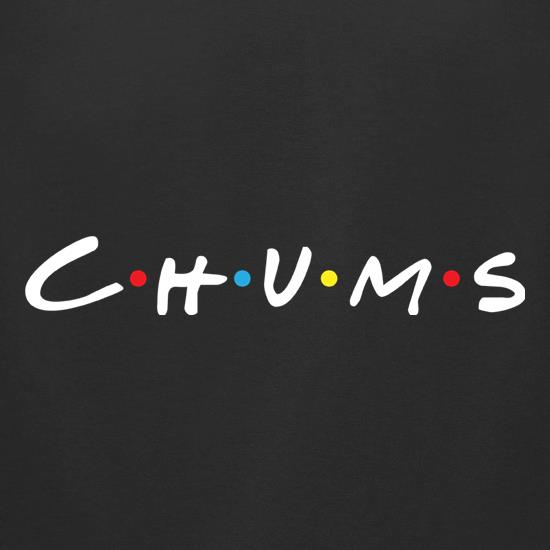 Chums t-shirts for ladies