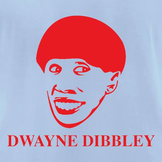 Dwayne Dibbley t-shirts for ladies