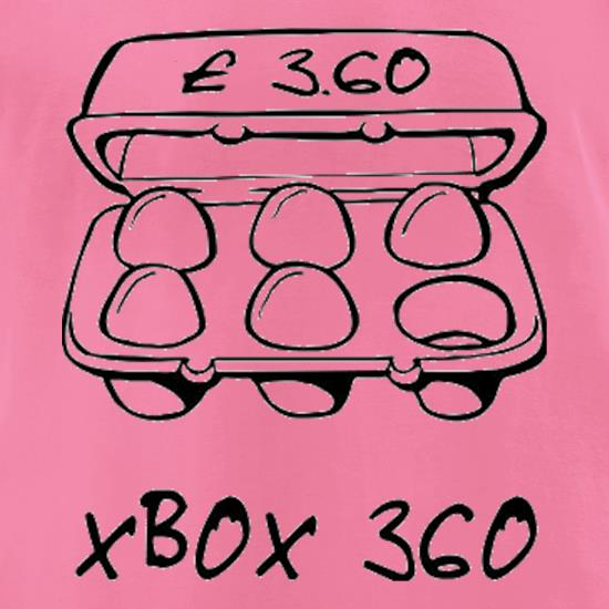 Egg Box t-shirts for ladies
