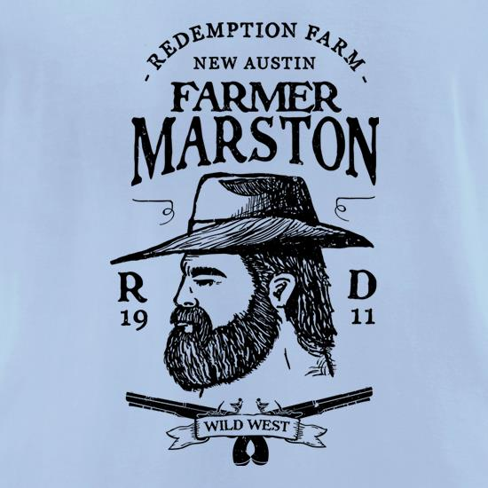 Farmer Marston t-shirts for ladies