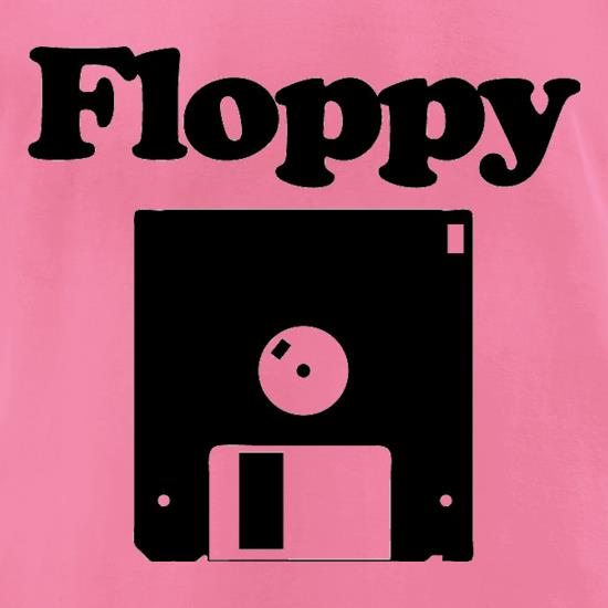 Floppy t-shirts for ladies