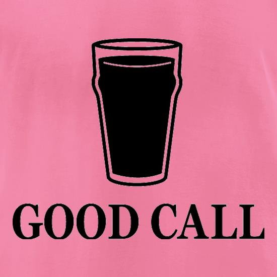 Good Call t-shirts for ladies