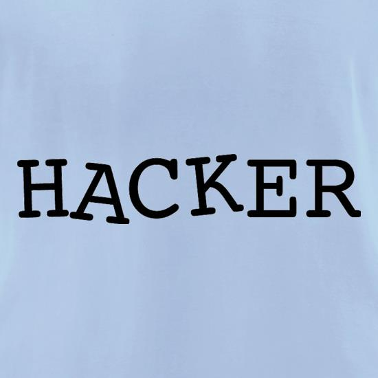Hacker t-shirts for ladies