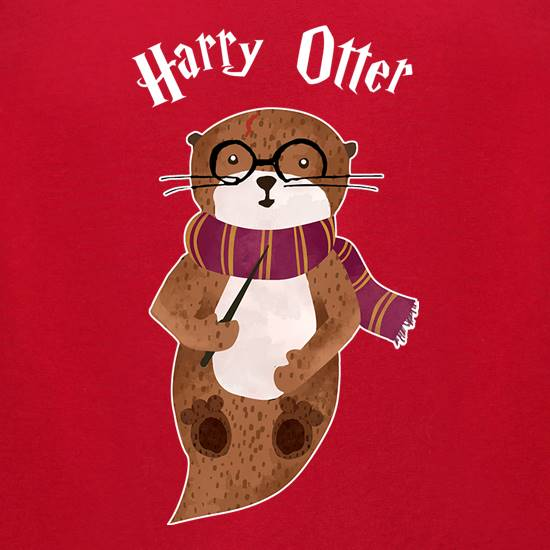 Harry Otter t-shirts for ladies