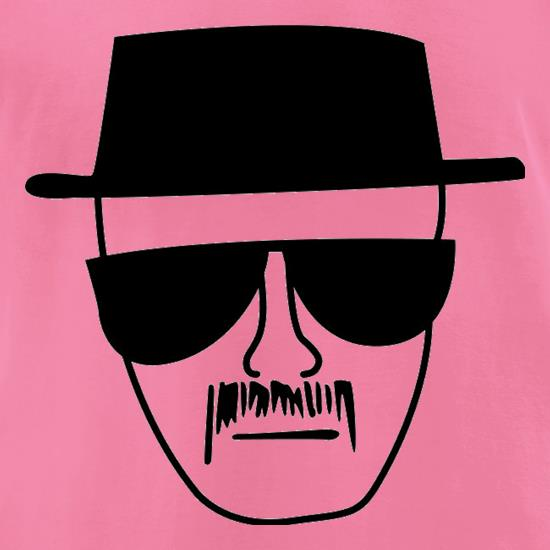 Heisenberg t-shirts for ladies