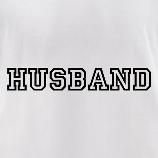 HUSBAND t-shirts for ladies