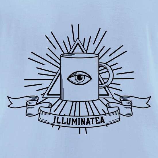Illuminatea t-shirts for ladies