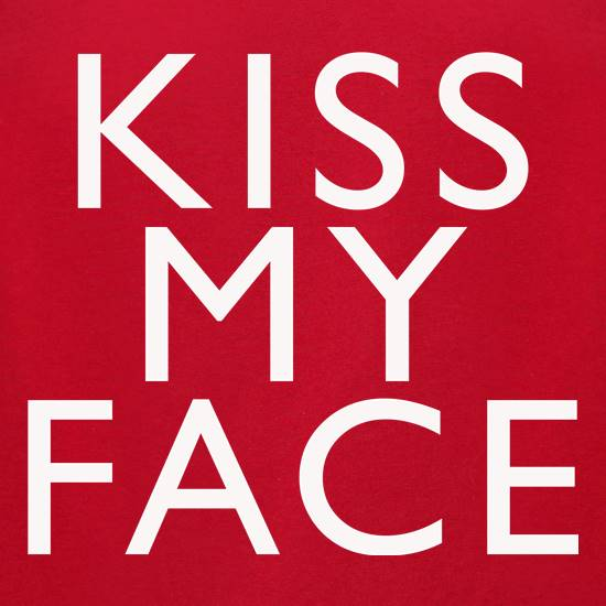 Kiss My Face - Partridge t-shirts for ladies