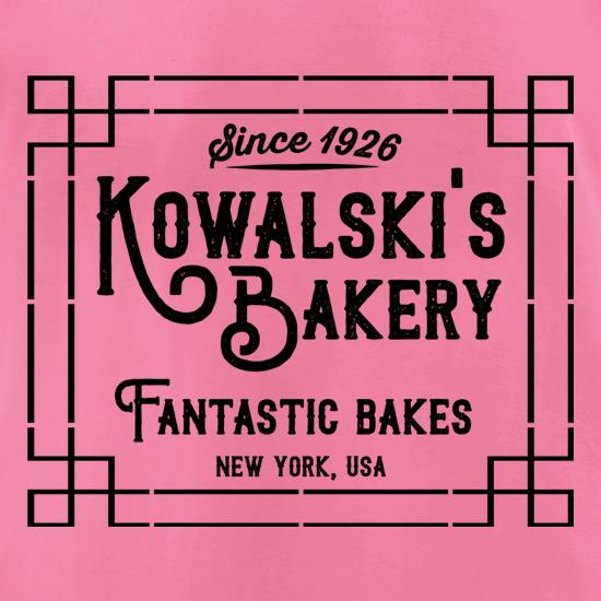 Kowalski's Bakery t-shirts for ladies
