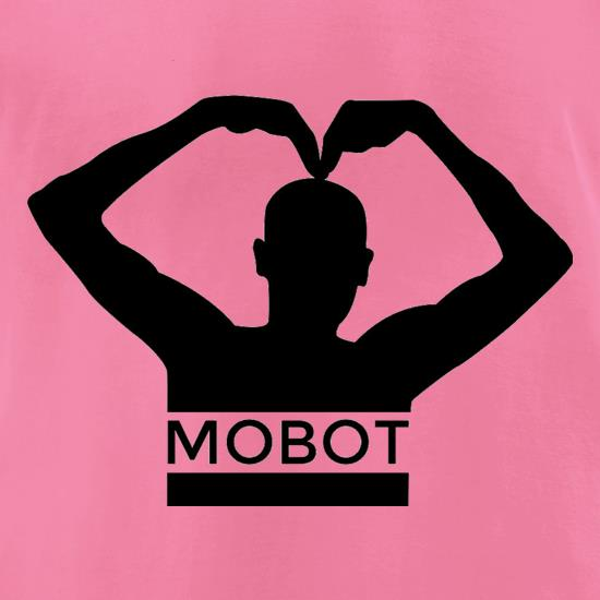 Mobot Mo Farah t-shirts for ladies