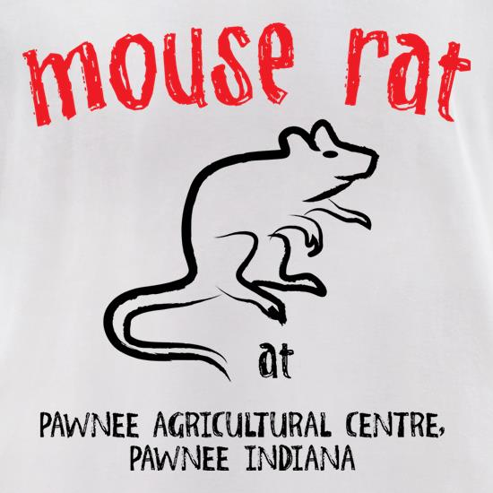 Mouse Rat t-shirts for ladies