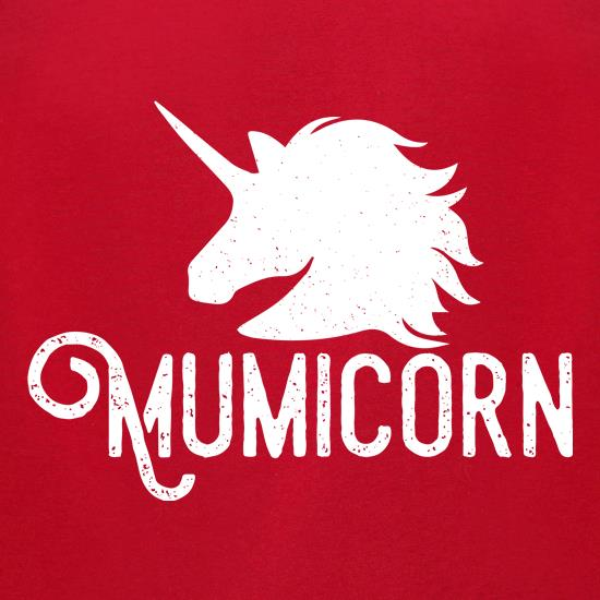 Mumicorn t-shirts for ladies