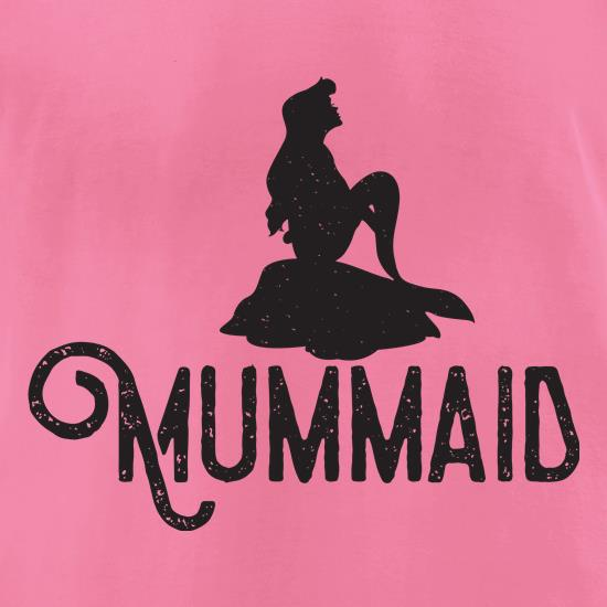 Mummaid t-shirts for ladies