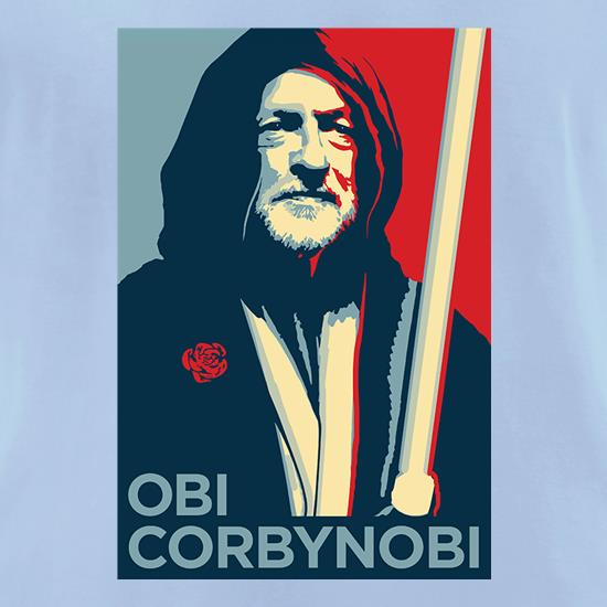 Obi Corbynobi t-shirts for ladies