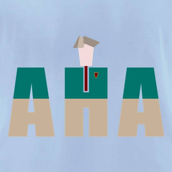 Partridge - AHA t-shirts for ladies