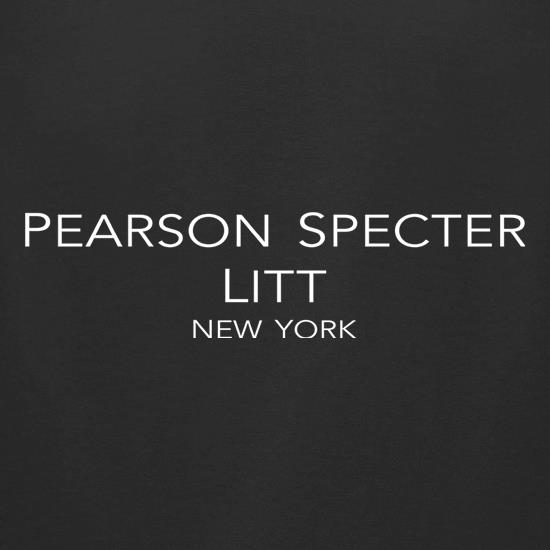 Pearson Specter Litt t-shirts for ladies