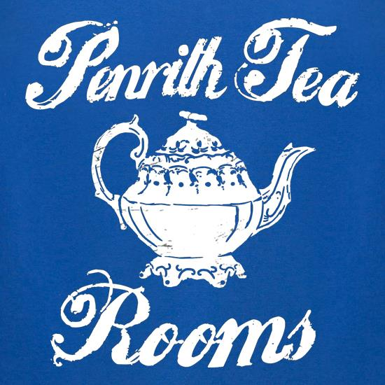 Penrith Tea Rooms t-shirts for ladies