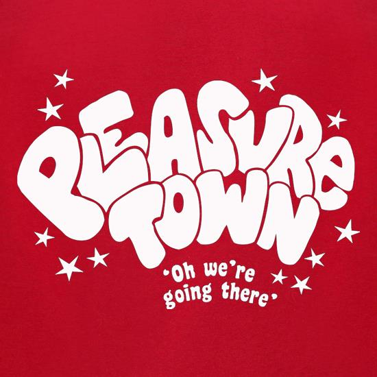 Pleasure Town t-shirts for ladies