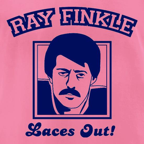 Ray Finkle t-shirts for ladies