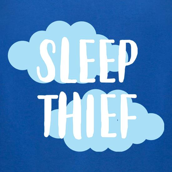 Sleep Thief t-shirts for ladies