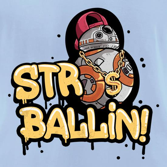 Str8 Ballin! t-shirts for ladies