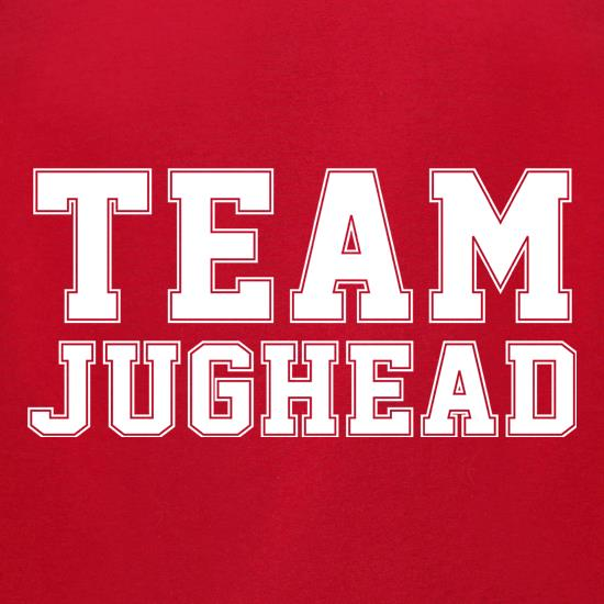 Team Jughead t-shirts for ladies