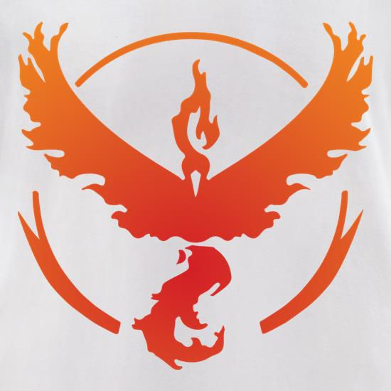 Team Valor t-shirts for ladies