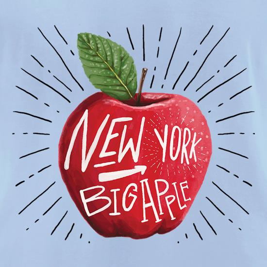 The Big Apple t-shirts for ladies