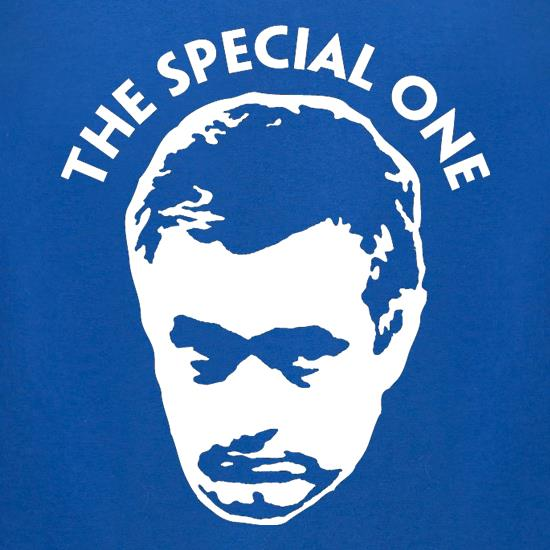 The Special One t-shirts for ladies