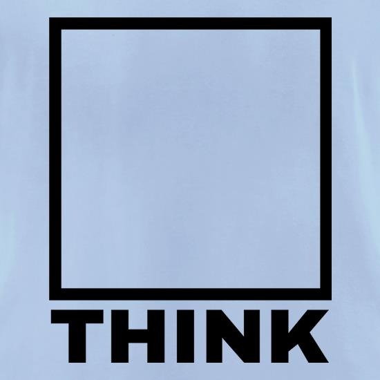 Think Outside The Box t-shirts for ladies