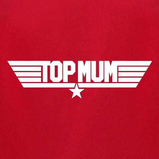Top Mum t-shirts for ladies