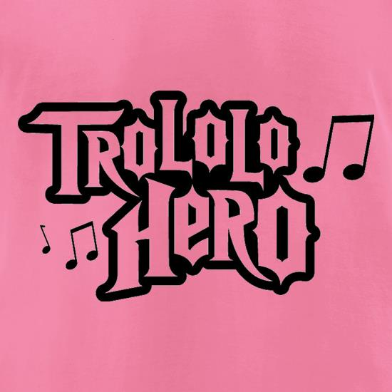 Trololo Hero t-shirts for ladies