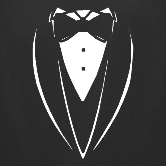 Tuxedo t-shirts for ladies