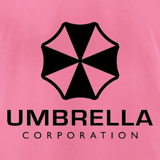 Umbrella Corporation t-shirts for ladies