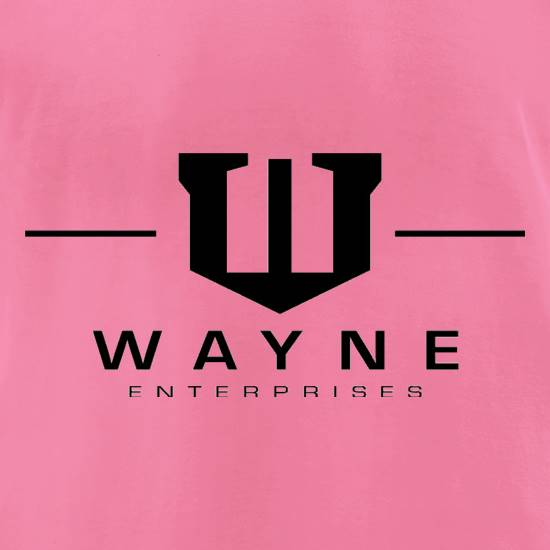 Wayne Enterprises t-shirts for ladies