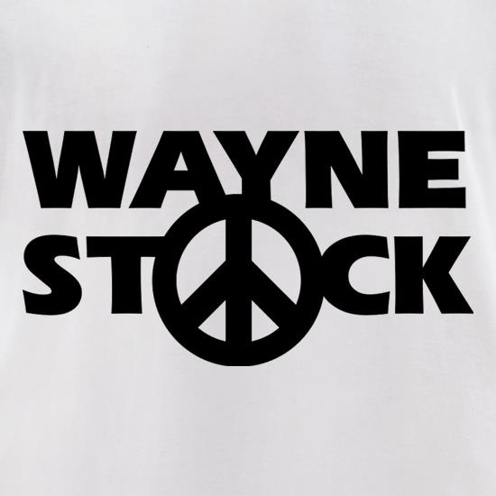 Wayne Stock t-shirts for ladies