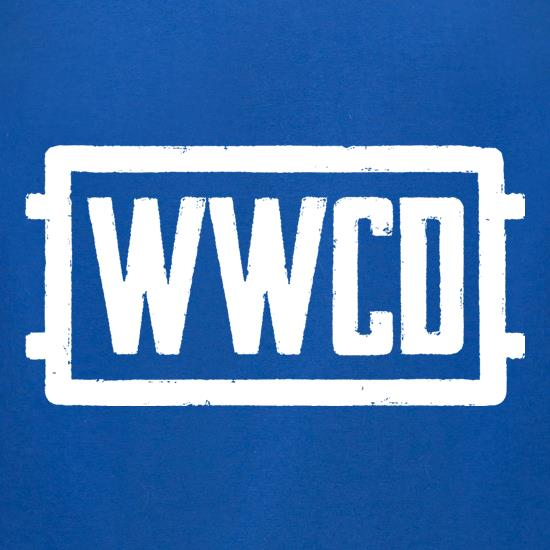 WWCD t-shirts for ladies