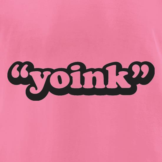 Yoink t-shirts for ladies