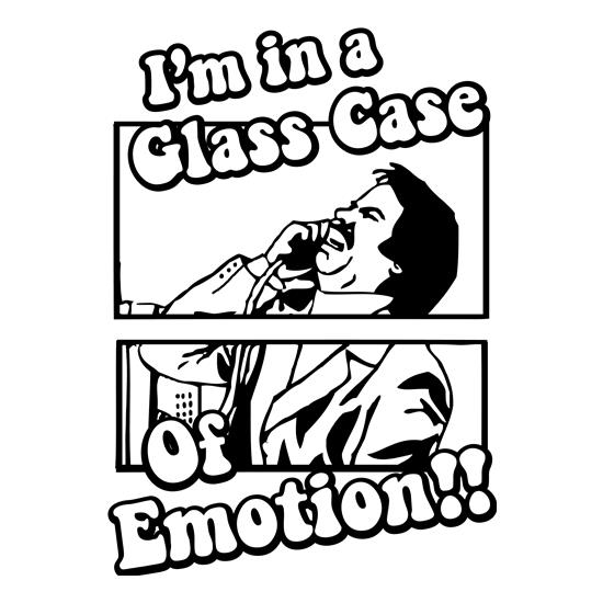 Glass Case Of Emotion t-shirts