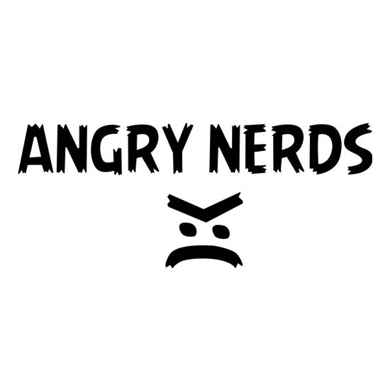 Angry Nerds t-shirts