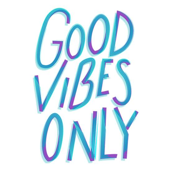 Good Vibes Only t-shirts
