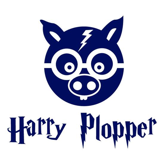 Harry Plopper t-shirts
