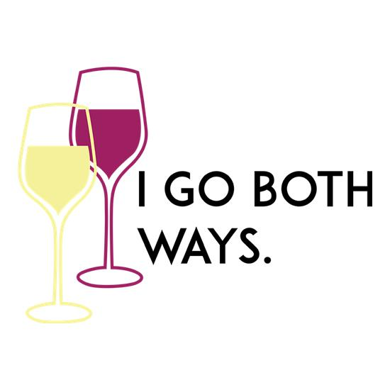 I Go Both Ways t-shirts