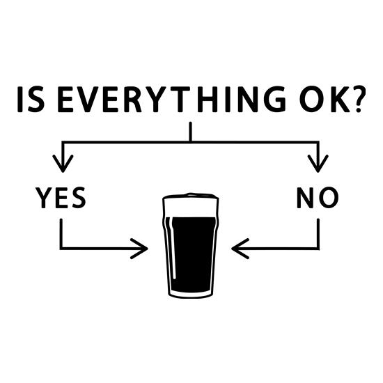 Is Everything Ok? t-shirts