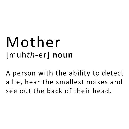 Mother Definition t-shirts