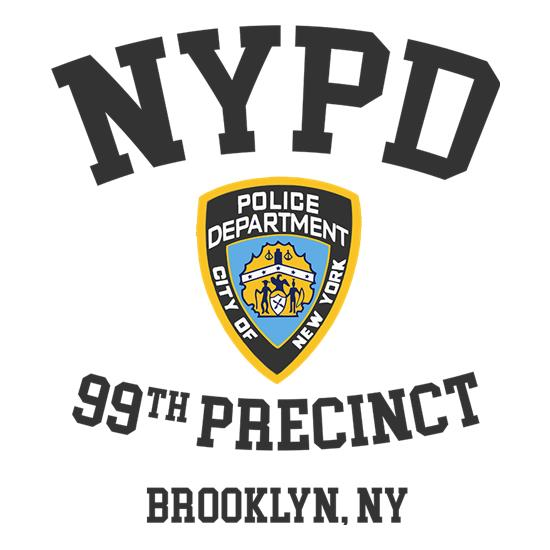 NYPD t-shirts