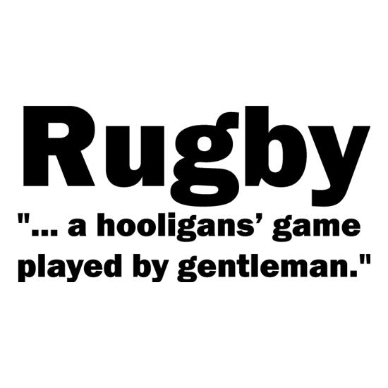 Rugby A Hooligans Game t-shirts